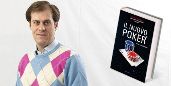 """Flavio Ferrari Zumbini e il suo libro: """"Un segnale importante per il poker italiano"""""""