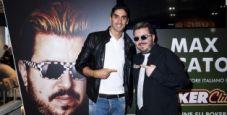 Filippo Magnini alle PokerClub Live Series di Saint-Vincent