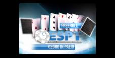 Vuoi partecipare al prossimo ESPT? Vinci i ticket con il freeroll di Betpro!