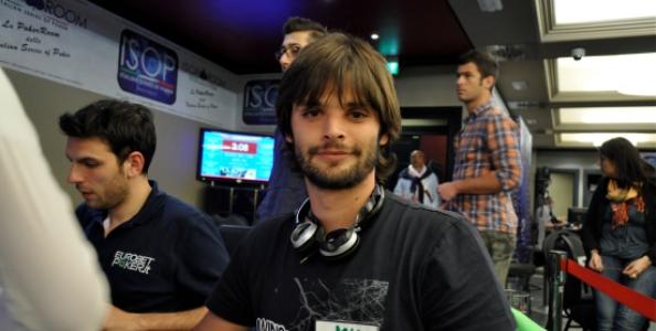 """ISOP – """"Bubukonan"""" Fasolis chipleader all'evento """"Pro"""". Braccialetti per Max Forti e Federico Incandela"""