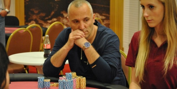 King Of Poker day 2 – Gardasevic chipleader, occhio al ciclone Benelli!