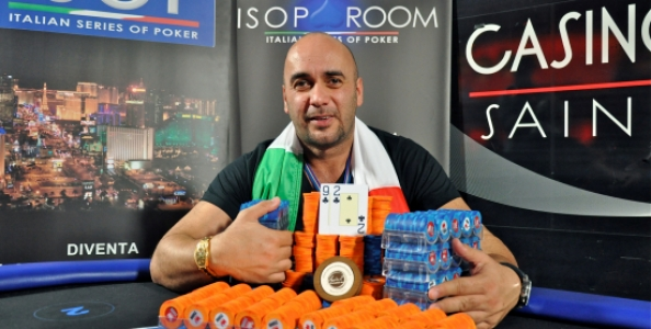 "ISOP – Navid Hakimian fa suo il ""deep event"", a Filippo Candio lo shootout"