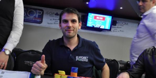 ISOP – Gianluca Rullo guida gli otto del Final Table. Costa, Cardellini e Veronica Signorini con al polso il braccialetto