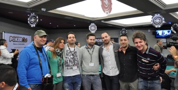 PokerClub presenta il nuovo team online