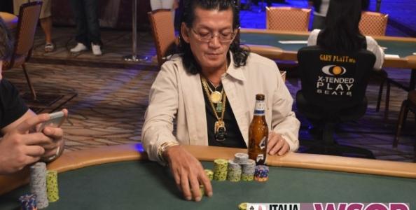 Scotty Nguyen ubriaco al 10-game