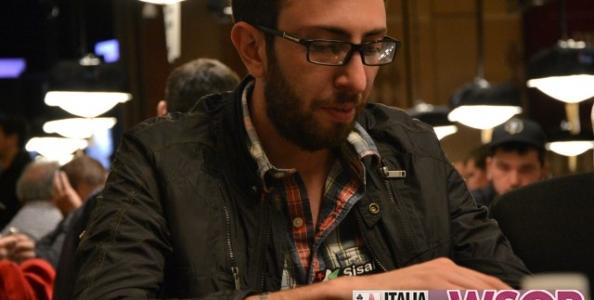 """Gabriele Lepore: """"Nei tornei WSOP dal buy-in basso lo stile loose passive paga"""""""