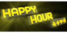 Happy Hour: guadagna punti extra su Titanbet