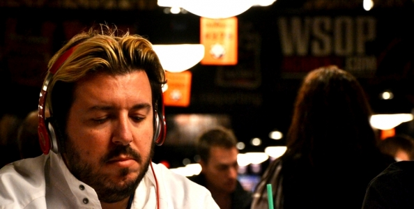 """""""Se gioco un anno di fila non mi capita più…"""" Maledizione Pescatori all'Omaha WSOP: riverato tre volte di fila al tavolo finale, esce ottavo"""