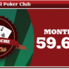 Giugno rovente su Pokerclub: 59.600€ di montepremi con le classifiche Sit'n Go!
