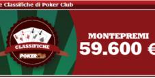Giugno rovente su Pokerclub: 59.600€ di montepremi con le classifiche Sit'n Go!