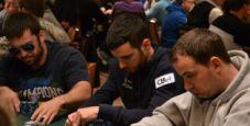 Dario Alioto e Max Pescatori, out del PLO Hi-Lo 1.500$