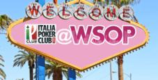 ItaliaPokerClub vola a Las Vegas per le WSOP!