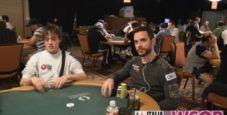 Dario Alioto e Michele Limongi al Day2 del 10 Games delle WSOP, out Pescatori, Minieri e Rizzo