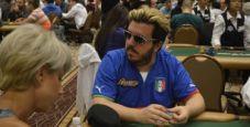 Italia-Spagna a Las Vegas con Max Pescatori