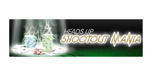 "E' tempo di ""Heads Up ShootOut Mania"" su Sisal Poker!"