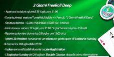 """Con Sisal poker il """"2 Giorni Deep Freeroll"""": in palio 20 token per l'Explosive Sunday!"""