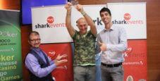 SharkBay Accumulator: Tiziano di Romualdo conquista la terza tappa!