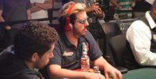 Quanta amarezza: Max Pescatori soccombe alla bolla del Poker Players Championship