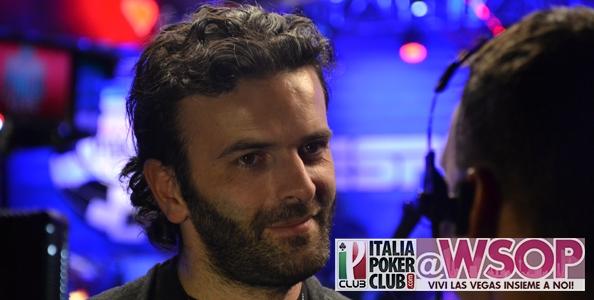 Sergio Castelluccio 14° al Main Event WSOP per 451.000 $