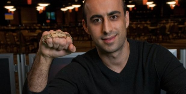 Daniel Alaei vince il suo quarto braccialetto al Pot Limit Omaha da 10.000$