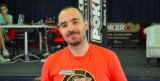 La sfida per beneficenza di Domenico 'ykin83' Dicillo