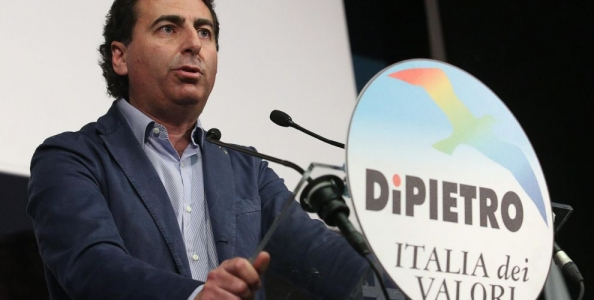 Italia dei valori: presentata proposta di legge popolare contro il gioco d'azzardo!