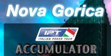 Segui lo streaming a carte scoperte del final table IPT Nova Gorica!
