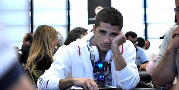 """IPO summer edition – Ferdinando Lo Cascio: """"Nei primi livelli dei tornei low buyin meglio giocare """"hit or fold"""""""