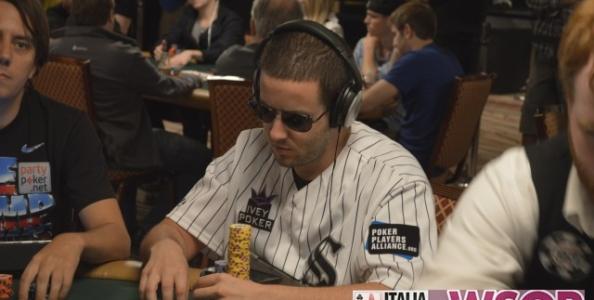 Svolta epocale per Greg Merson, primo giocatore sponsorizzato da WSOP.com!