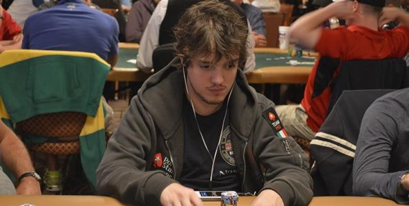 "Pokerstars: ""domenicali"" dominati dai regular! Dario Minieri in testa all'High Roller…"