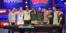 E' arrivato il giorno: oggi parte il Final Table del Main Event WSOP!