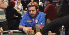Max Pescatori si ferma a 100 dai premi al Main Event WSOP