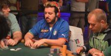 Max Pescatori al Day2 del Poker Players Championship da 50.000$