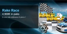 Rake Race su BetPro: 4900 € in palio!