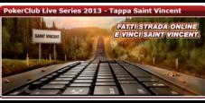 Qualificati alle Pokerclub Live Series di Saint Vincent coi satelliti online!