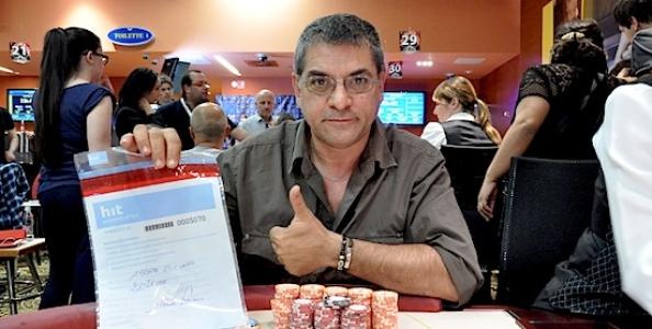 ISOP DEX – Luciano Abbate guida i 35 left verso la vittoria finale