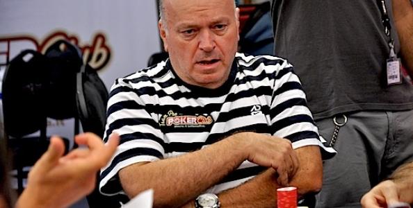 PLS Saint Vincent – Carlo Braccini, da bubble man alla vittoria nel Side Event