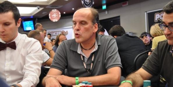 PLS Saint Vincent – Felix Hartmann chipleader, Perati Baroni e Costa in top ten