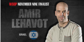 "Il ""November Nine"" Amir Lehavot vende il 30% di quote!"