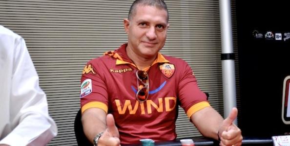 """Giampiero Malgioglio, l'artista delle """"Pokerclub Live Series"""""""