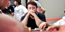 PLS Saint Vincent – Fabio Mangano guida i 40 player left del Day2