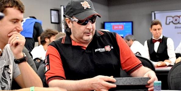 """Massimo """"Maxshark"""" Mosele: """"Nei tornei low/middle buyin è profittevole giocare un numero maggiore di mani"""""""