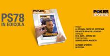 Poker Sportivo n.78 in edicola!