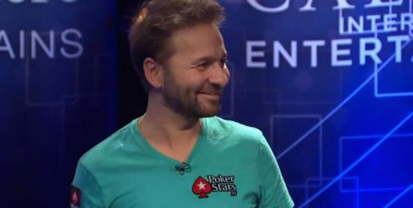 WSOPE High Roller: Daniel Negreanu vince il suo sesto braccialetto