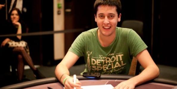 WSOPE Main Event: lo spagnolo Adrián Mateos comanda il Final Table a sei