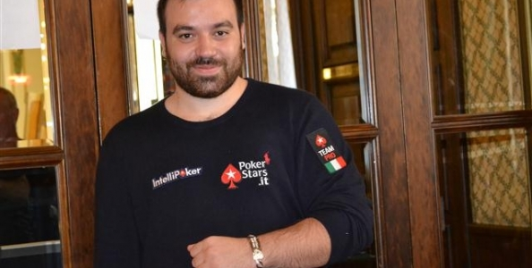 "Pierpaolo Fabretti, pro di Pokerstars: ""Giocate bene i satelliti e qualificatevi per l'ICOOP!"""