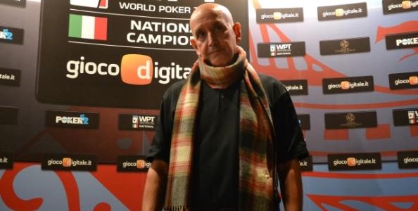 Li Vaja e il 'misread' contro Ninetto 13 left al WPTN Campione
