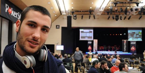 EPT Deauville Day2: Dario Sammartino chipleader, inarrestabile