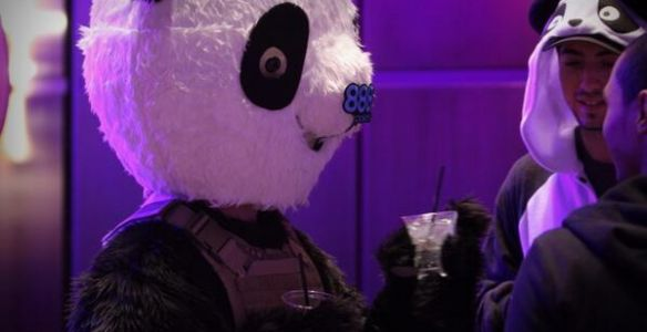 Un panda invade il Final Table delle WSOP