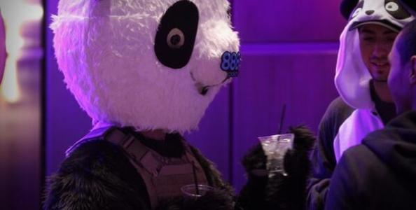 Un panda invade il Final Table delle WSOP